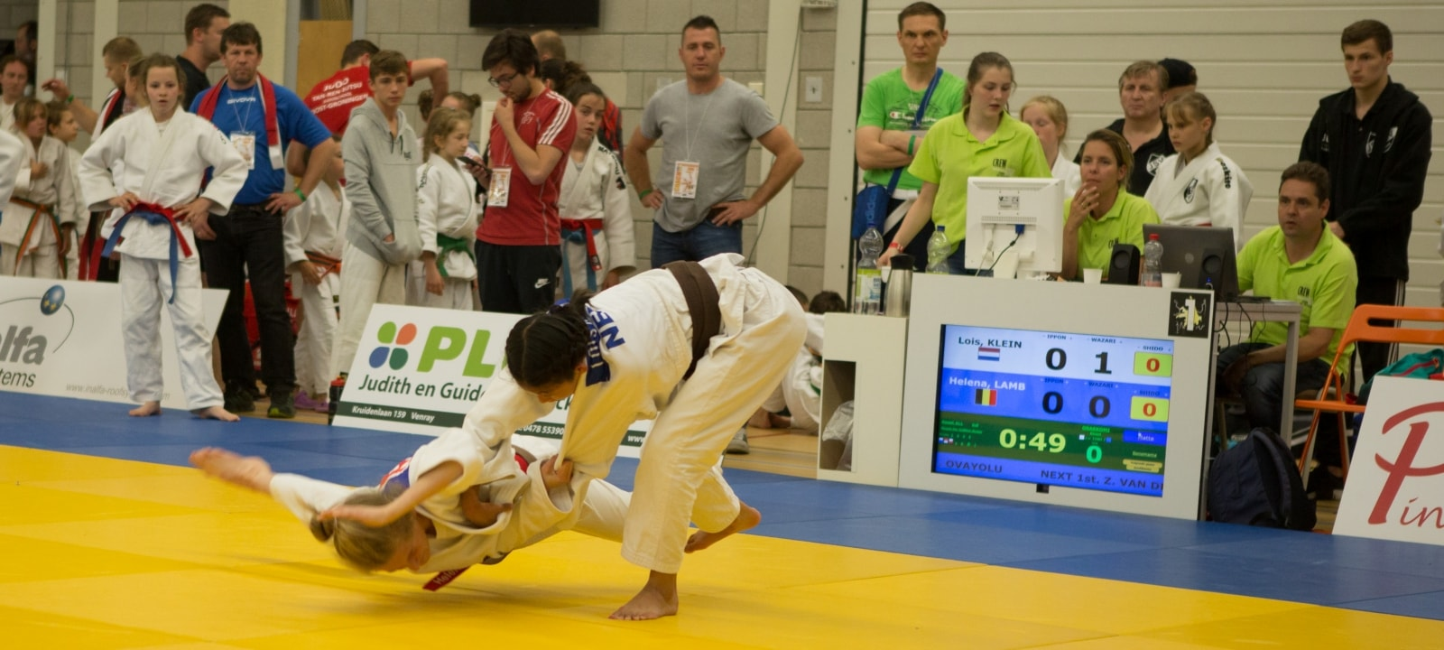 Internationaal Judotoernooi Venray